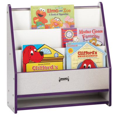Rainbow Accents® Toddler Pick-a-Book Stand - Green 0071JCWW119