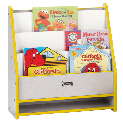 Rainbow Accents® Toddler Pick-a-Book Stand - Yellow 0071JCWW007